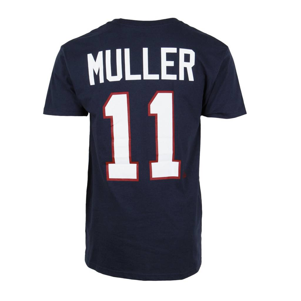 Old Time Hockey MULLER #11 PLAYER T-SHIRT