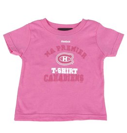 Reebok MY FIRST CANADIENS T-SHIRT