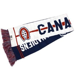Old Time Hockey FOULARD REVERSIBLE CANADIENS