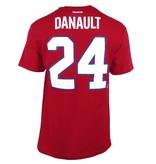 Reebok T-SHIRT JOUEUR #24 DANAULT