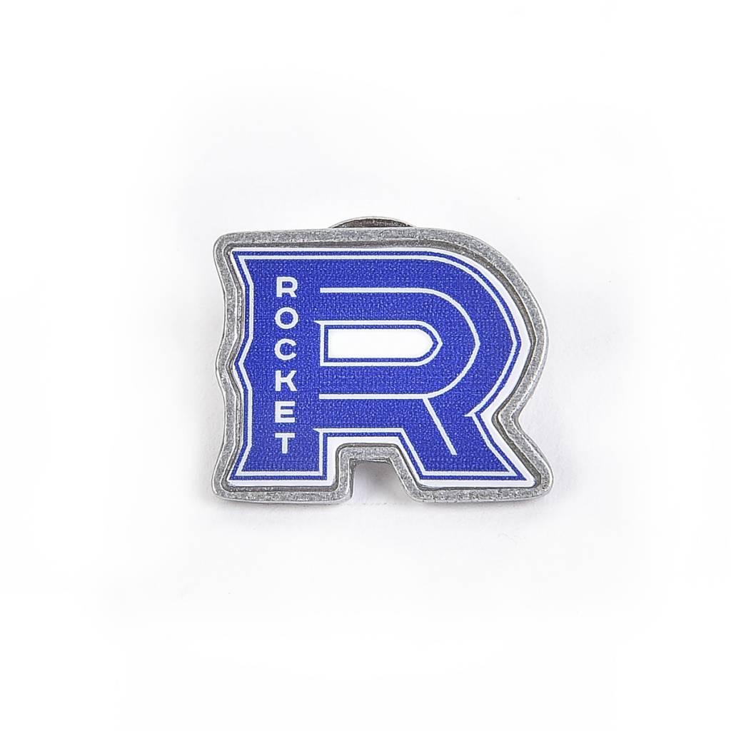 The Sports Vault Corp. ROCKET LOGO PIN