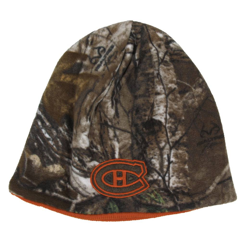 Old Time Hockey TUQUE REVERSIBLE POLAIRE CAMO