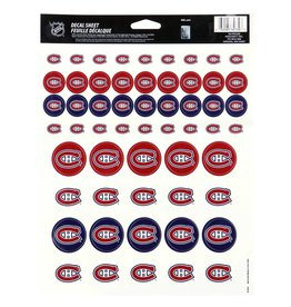 Wincraft CANADIENS LOGO DECALS