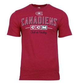 Reebok T-SHIRT CANADIENS 3 DIMENSIONS