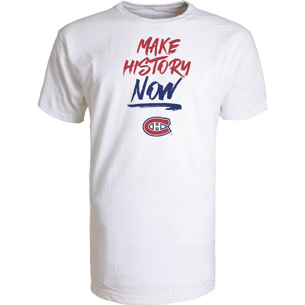 Old Time Hockey T-SHIRT HISTORY
