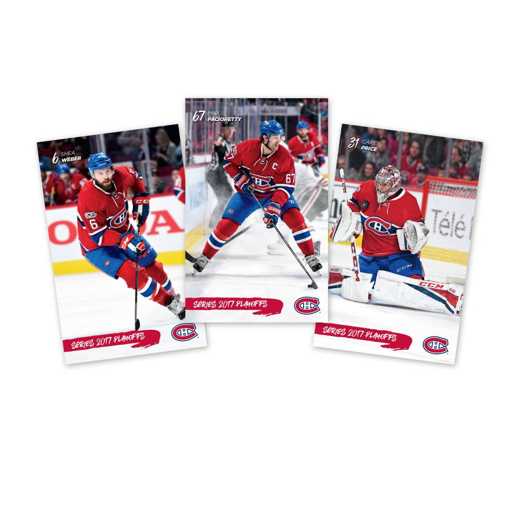 Club De Hockey TEAM SET SERIES 2017