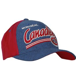 Old Time Hockey CASQUETTE FLEXFIT DENIM