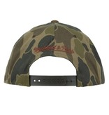 Mitchell & Ness CASQUETTE CAMOUFLAGE PATCH CUIRE