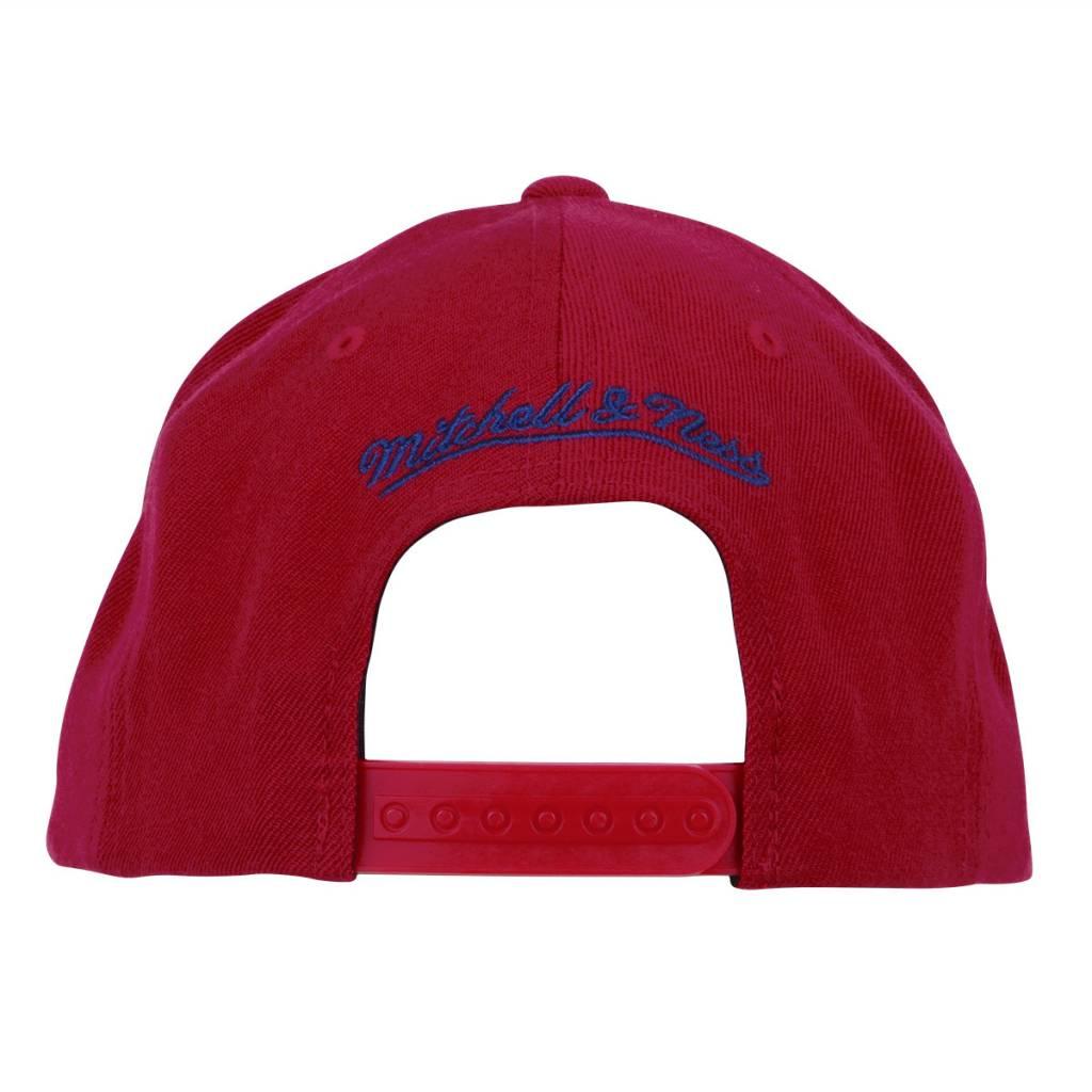 Mitchell & Ness 100% WOOL HAT