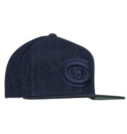 Mitchell & Ness DENIM CH HAT