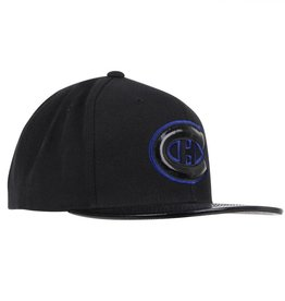 Mitchell & Ness LEATHER LOGO HAT