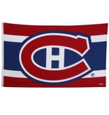The Sports Vault Corp. DRAPEAU 3X5 CANADIENS