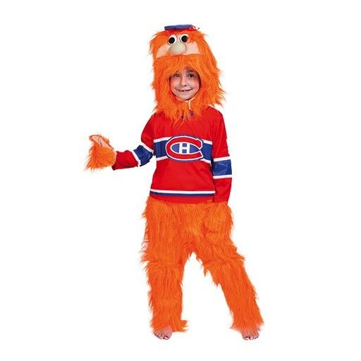 Club De Hockey COSTUME YOUPPI!