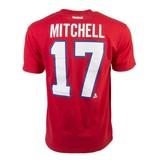 Reebok T-SHIRT JOUEUR #17 MITCHELL
