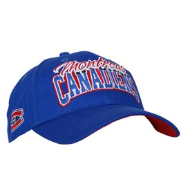 Old Time Hockey MONTREAL CANADIENS SEWN LETTER HAT