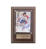 Cico Collectible HOCKEY CARD SIGNED BY GUY LAPOINTE