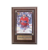 Cico Collectible HOCKEY CARD SIGNED BY SHAYNE CORSON