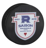 Sher-Wood ROCKET INAUGURAL SEASON PUCK