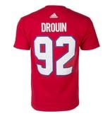 Adidas JONATHAN DROUIN #92 ADIDAS PLAYER T-SHIRT