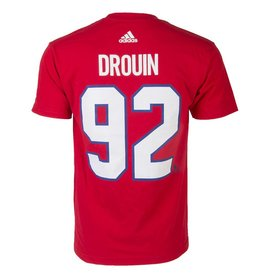 Adidas T-SHIRT JOUEUR #92 JONATHAN DROUIN