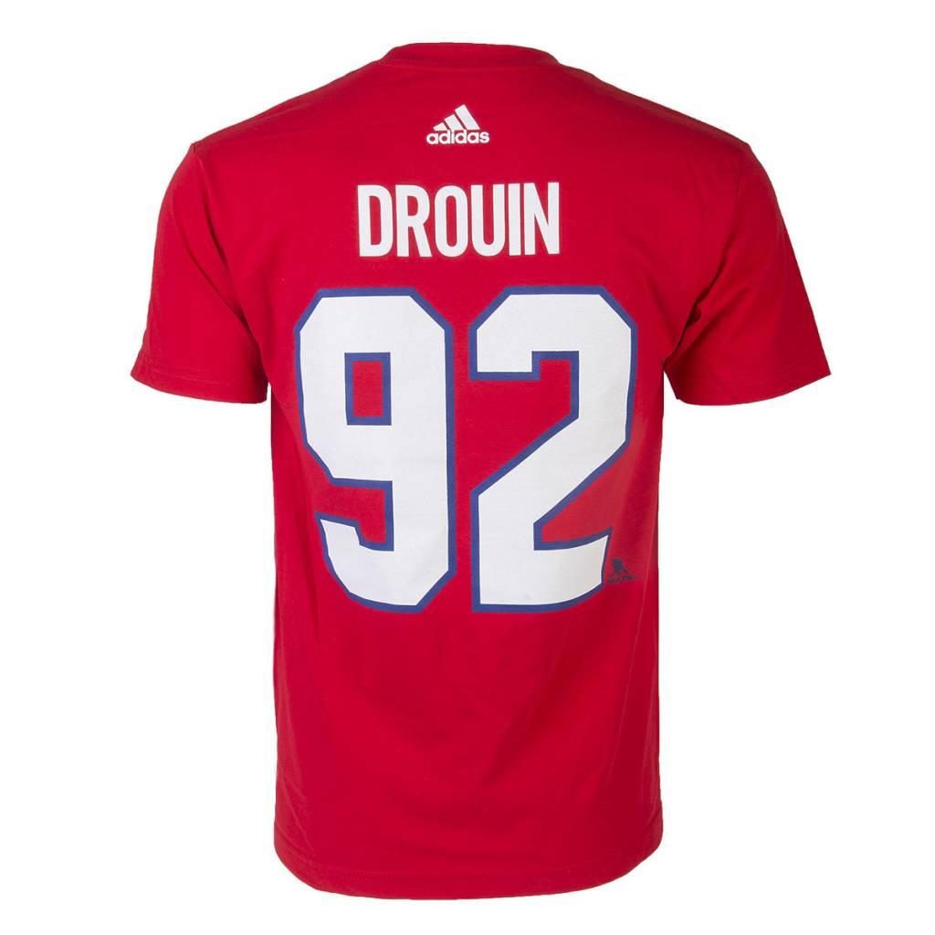Adidas T-SHIRT JOUEUR #92 DROUIN