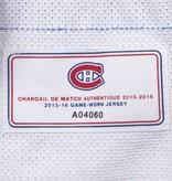 Club De Hockey CHANDAIL PORTÉ 2015-2016 #6 GREG PATERYN SÉRIE 1 À L'ÉTRANGER