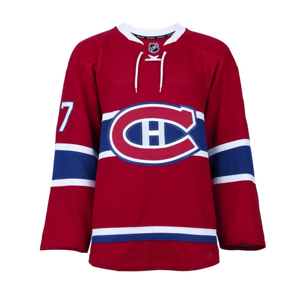 Club De Hockey CHANDAIL PORTÉ 2015-2016 #17 TORREY MITCHELL SÉRIE 1 À DOMICILE