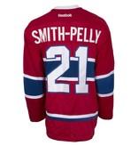 Club De Hockey CHANDAIL PORTÉ 2015-2016 #21 DEVANTE SMITH PELLY SÉRIE 1 À DOMICILE