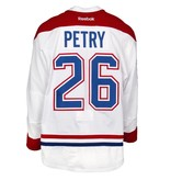 Club De Hockey CHANDAIL PORTÉ 2015-2016 #26 JEFF PETRY SÉRIE 2 À L'ÉTRANGER