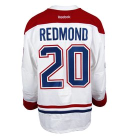 Club De Hockey 2016-2017 #20 ZACH REDMOND AWAY SET 3 (GAME-ISSUED)