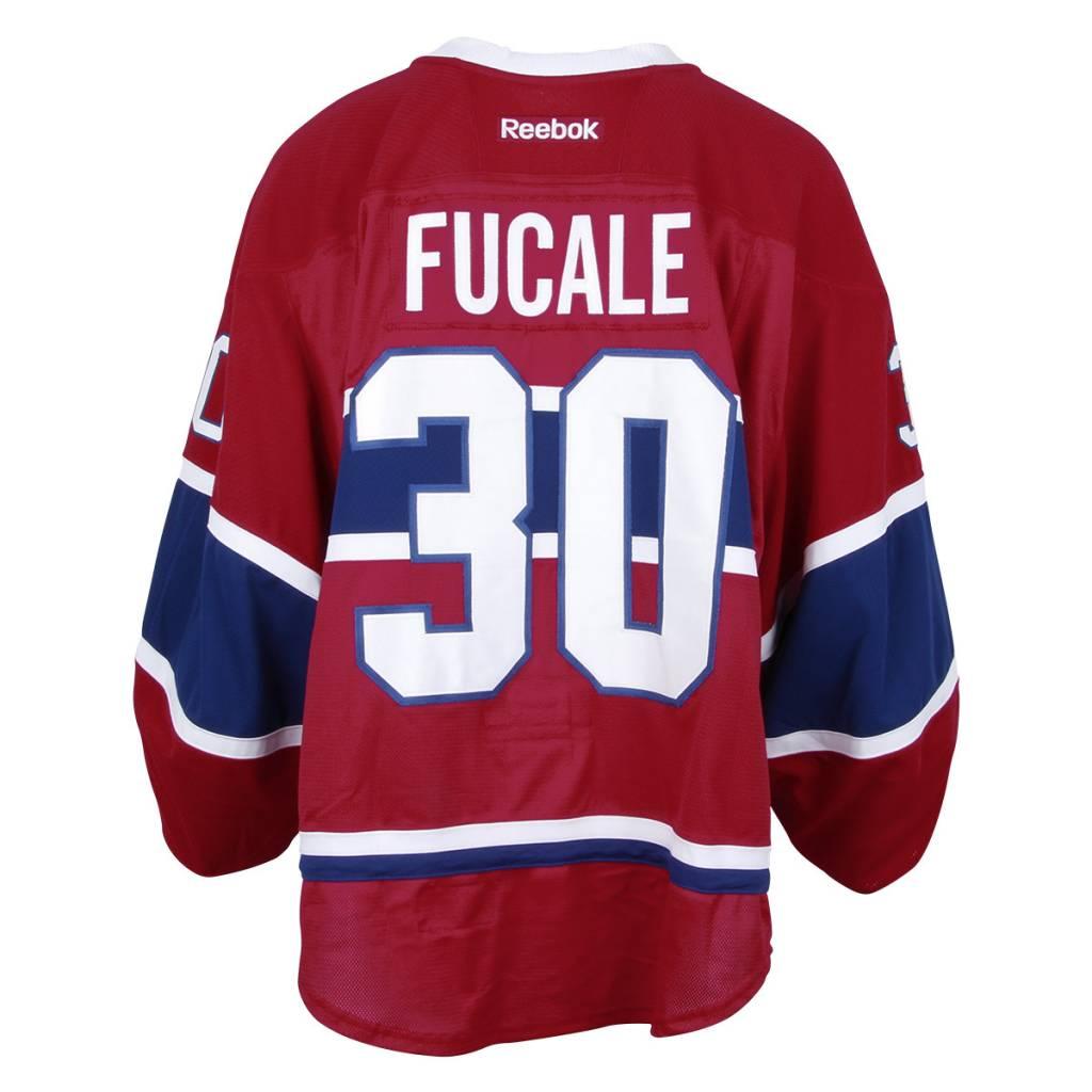Club De Hockey CHANDAIL PORTÉ 2016-2017 #30 ZACH FUCALE SÉRIE 2 À DOMICILE (CHANDAIL PRÉPARÉ)