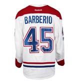 Club De Hockey 2016-2017 #45 MARK BARBERIO AWAY SET 2 GAME-USED JERSEY