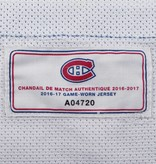 Club De Hockey CHANDAIL PORTÉ 2016-2017 #45 MARK BARBERIO SÉRIE 2 À L'ÉTRANGER