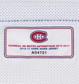 Club De Hockey CHANDAIL PORTÉ 2016-2017 #96 PETRUS PALMU À L'ÉTRANGER (CHANDAIL PRÉPARÉ)