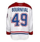 Club De Hockey 2015-2016 #49 MICHAEL BOURNIVAL AWAY GAME-USED JERSEY (GAME-ISSUED)