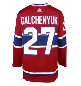 Adidas CHANDAIL AUTHENTIQUE ADIZERO ALEX GALCHENYUK