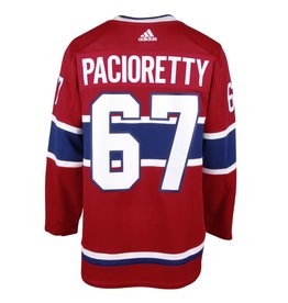 Adidas MAX PACIORETTY AUTHENTIC ADIZERO JERSEY