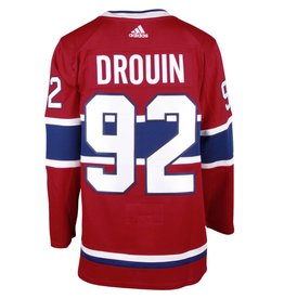 Adidas CHANDAIL AUTHENTIQUE ADIZERO JONATHAN DROUIN