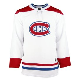 Adidas WHITE ADIZERO AUTHENTIC JERSEY