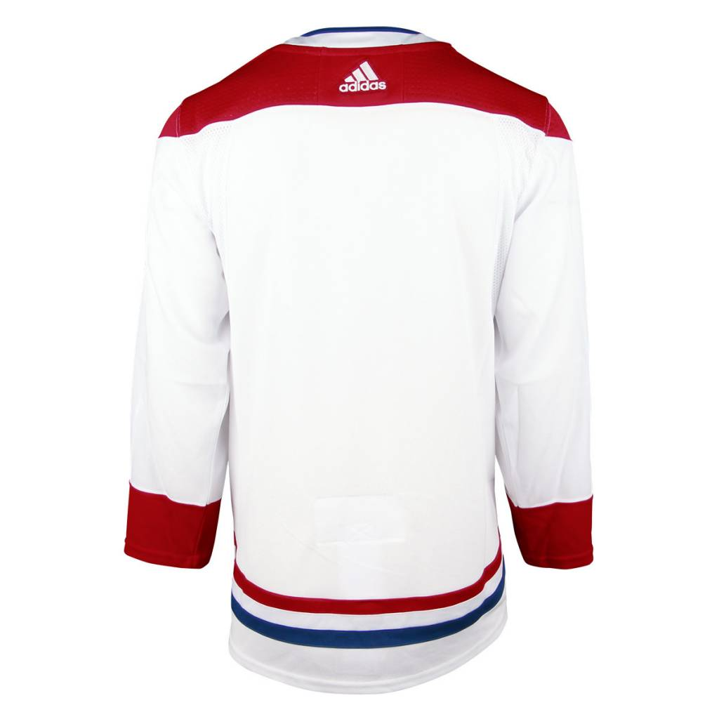 Adidas CHANDAIL BLANC AUTHENTIQUE ADIZERO