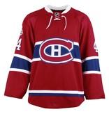 Club De Hockey 2016-2017 #44 BOBBY FARNHAM HOME SET 1 GAME-USED JERSEY (PRE-SEASON)