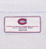 Club De Hockey CHANDAIL PORTÉ 2016-2017 #65 ANDREW SHAW SÉRIE 2 À L'ÉTRANGER