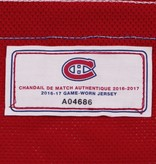 Club De Hockey CHANDAIL PORTÉ 2016-2017 #88 BRANDON DAVIDSON SÉRIE 2 À DOMICILE
