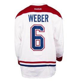 Club De Hockey CHANDAIL PORTÉ 2016-2017 #6 SHEA WEBER SÉRIE 3 À L'ÉTRANGER