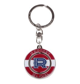 JF Sports ROCKET SPINNER KEYCHAIN