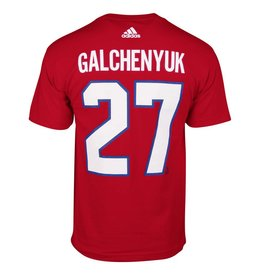 Adidas ALEX GALCHENYUK #27 ADIDAS PLAYER T-SHIRT