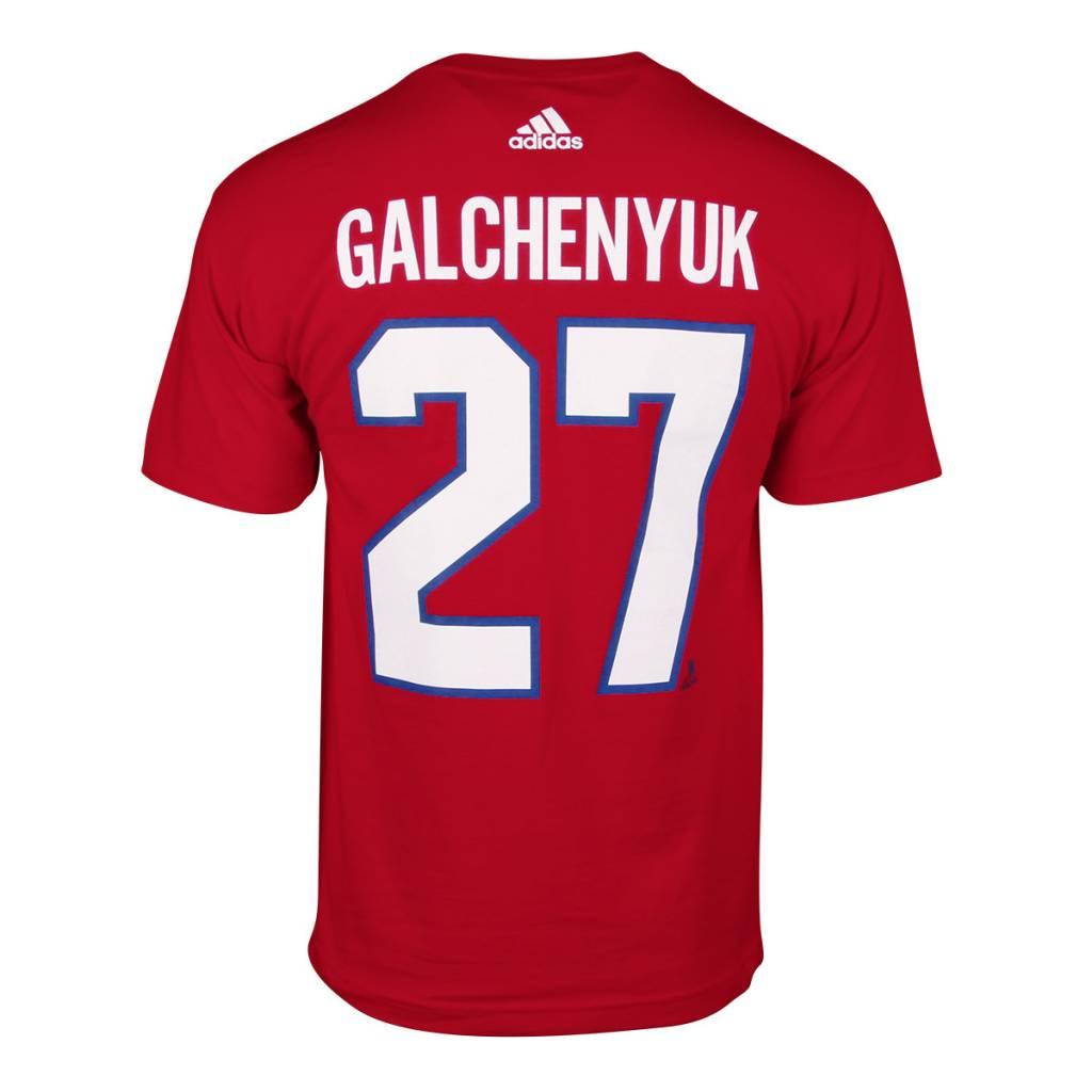 Adidas ALEX GALCHENYUK #27 ADIDAS PLAYER T-SHIRT