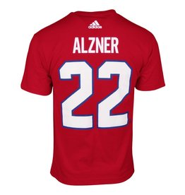 Adidas KARL ALZNER #22 ADIDAS PLAYER T-SHIRT