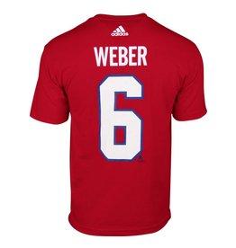 Adidas SHEA WEBER #6 ADIDAS PLAYER T-SHIRT