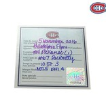 Club De Hockey RONDELLE DE BUT TOMAS PLEKANEC (1) 5-NOV-2016